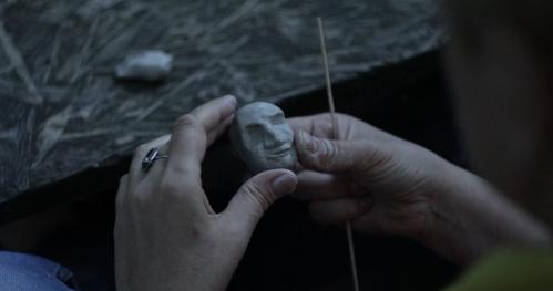 """Warsztaty ceramiczne """"Raku"""" na festiwalu mejKiNG 2018"""