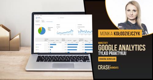Warsztaty Google Analytics w Praktyce