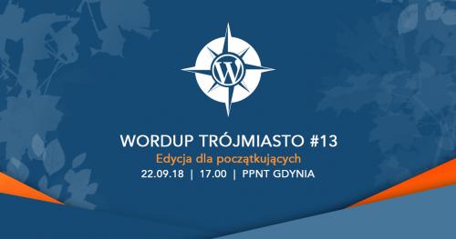 WordUp Trójmiasto #13. Edycja dla początkujących