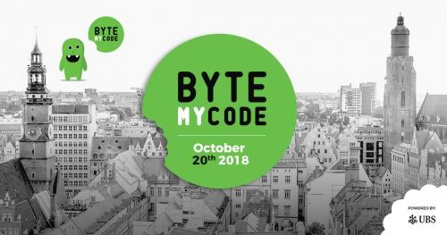 Byte My Code 2018