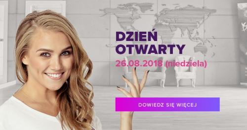 Dzień Otwarty w szkole tańca Danceworld by Agnieszka Kaczorowska