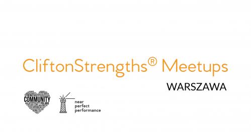 Talenty Gallupa - CliftonStrengths Meetup #20   Strengths Community