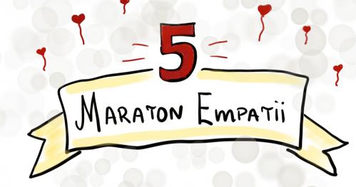 Maraton Empatii: Zaopiekuj się swoimi potrzebami- empatia dla siebie- warsztat.