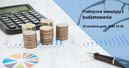 Praktyczne warsztaty z budżetowania