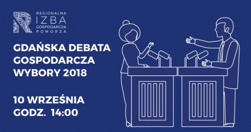 Gdańska Debata Gospodarcza - Wybory 2018