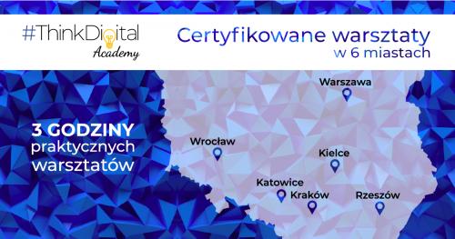 ThinkDigital Warsztaty Digital Marketing Rzeszów