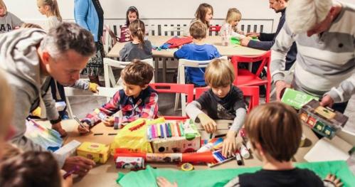 Uwaga, zabytek! Rodzinne warsztaty architektoniczne - warsztat 6.