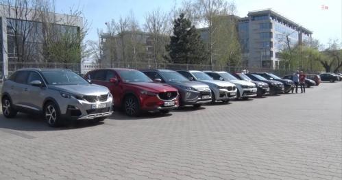 Tour de VirtudeR - SUVy tylko dla Kobiet - Warszawa 2018 12 13, godz. 9:00
