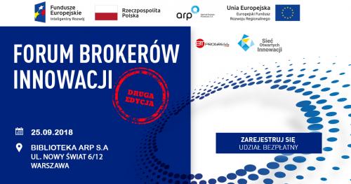 Forum Brokerów Innowacji 2