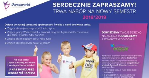 Nowy Rok w Danceworld by Agnieszka Kaczorowska