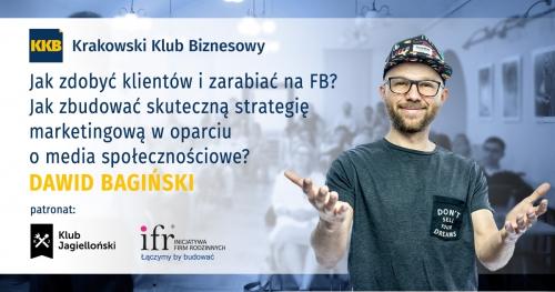 Jak pozyskać klientów i zarabiać na facebook'u?