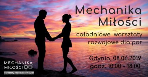 Mechanika miłości - warsztat rozwojowy dla małzeństw