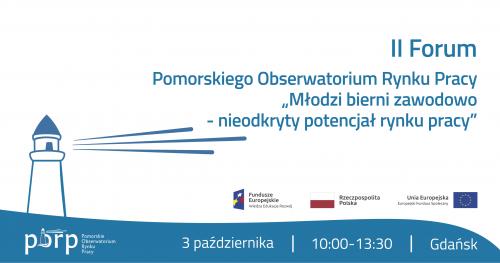 II Forum Pomorskiego Obserwatorium Rynku Pracy