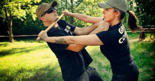 Samoobrona dla kobiet GROM COMBAT GIRLS Ursynów - nabór do grupy początkującej