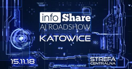 infoShare AI Roadshow - Katowice