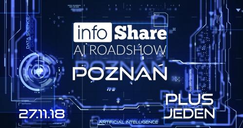 infoShare AI Roadshow - Poznań