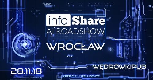 infoShare AI Roadshow - Wrocław
