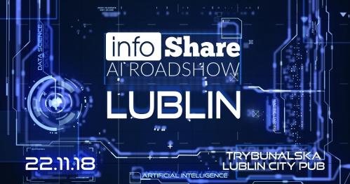 infoShare AI Roadshow - Lublin
