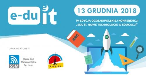 EDU IT. Nowe technologie w edukacji