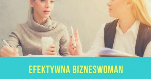 Efektywna Bizneswoman IX edycja 29.09.2018 Warszawa
