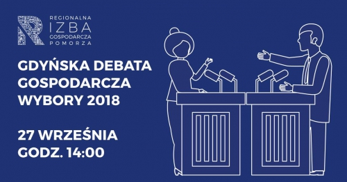 Gdyńska Debata Gospodarcza - Wybory 2018