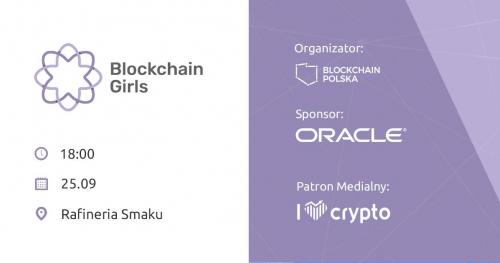 Meetup Blockchain Girls Poznań #1