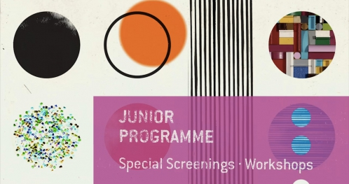 PUNTO Y RAYA FESTIVAL - JUNIOR SCREENINGS - Look up and around - Abstraction in everyday life