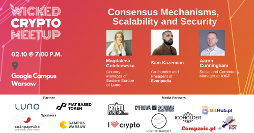 Consensus Mechanisms, Scalability and Security