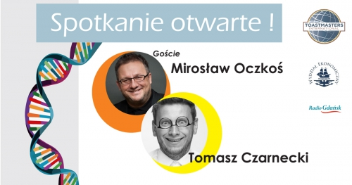 DNA Relacji ✪ SPOTKANIE OTWARTE ✪ Toastmasters Sopot Leaders