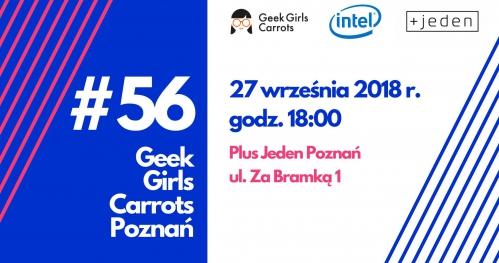 Geek Girls Carrots Poznań #56