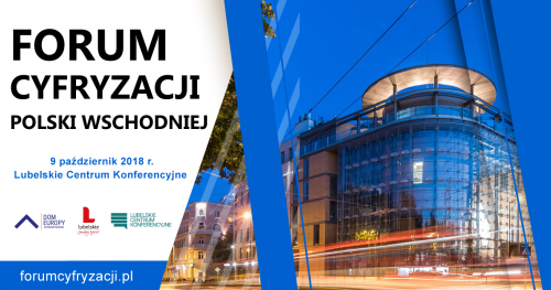 Forum Cyfryzacji Polski Wschodniej