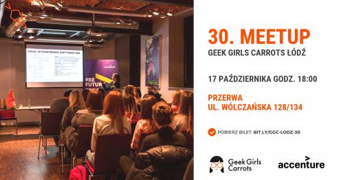 Geek Girls Carrots Łódź #30