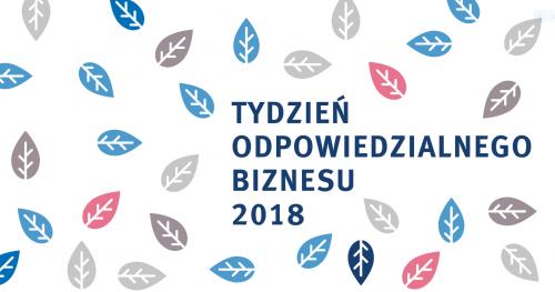 Tydzień Odpowiedzialnego Biznesu 2018 / Gdańsk