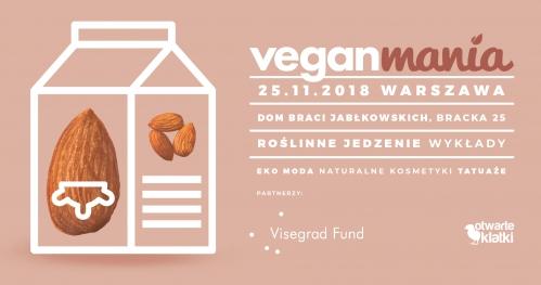 Veganmania Warszawa 2018