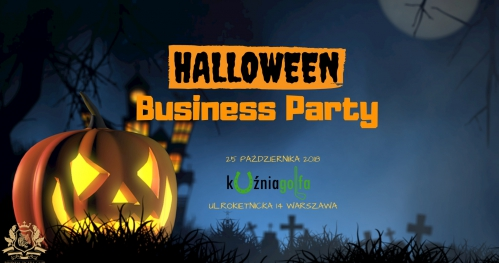 Halloween Business Party