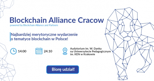 Blockchain Alliance Cracow