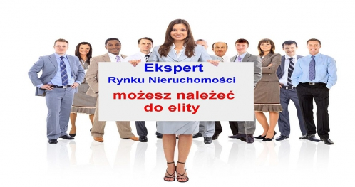 Ekspert Rynku Nieruchomości - dla Biur Nieruchomości i ich pracowników- certyfikacja kwalifikacji lub nowy zawód