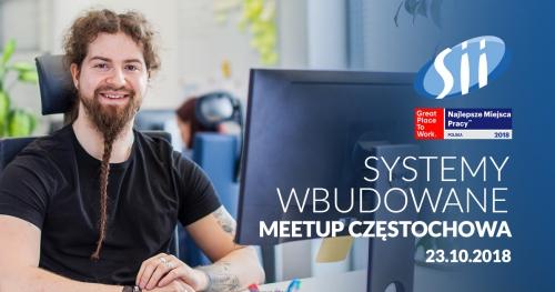 Meetup Systemy Wbudowane - Częstochowa