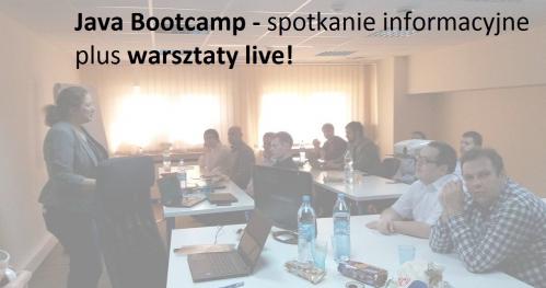 Zawód - Programista -  spotkanie informacyjne plus warsztaty live!