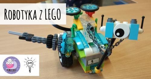 Zajęcia z robotyki LEGO dla dzieci w wieku 6-9 lat