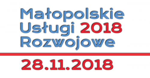 Małopolskie Usługi Rozwojowe 2018