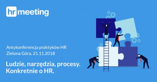 Ludzie, narzędzia, procesy - konkretnie o HR