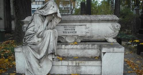 Spacer po Cmentarzu Ewangelicko-Reformowanym