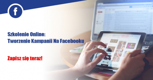 Szkolenie Reklama Na Facebooku Poznań Grudzień 2018