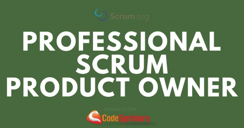 Szkolenie Professional Scrum Product Owner