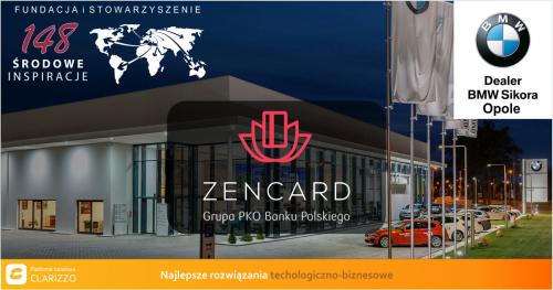 148 Środowe Inspiracje dla Opolan z ZenCard w BMW