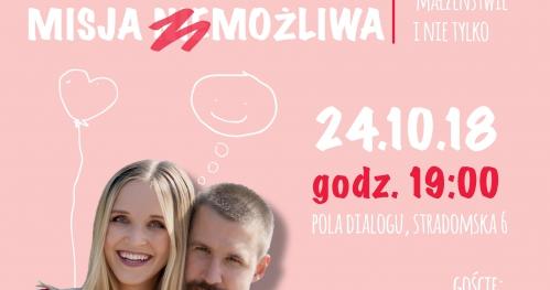 RODZINA - Misja możliwa! Początek Wieczności w Polach Dialogu