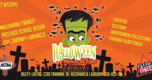 Halloween z Lastagiem i Ogarnij Bazę!