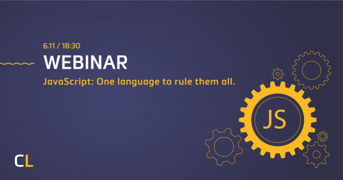 Webinar Coders Lab | JavaScript: One language to rule them all