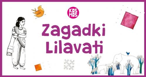 Zagadki matematyczne Lilavati - warsztat 7-10 lat